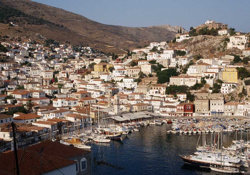 Tours In Greece : Port of Hydra